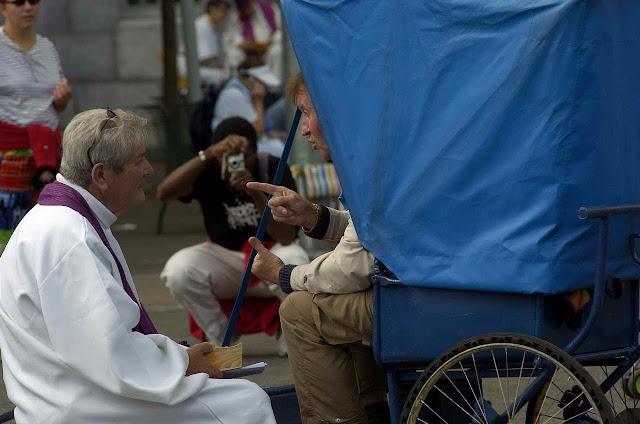 Sacrement individuel du pardon à Lourdes