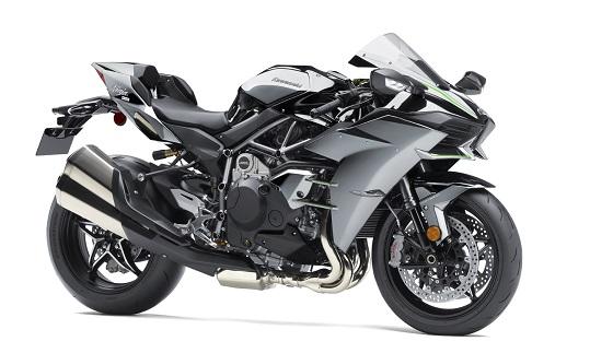 Harga dan Spesifikasi Kawasaki Ninja H2
