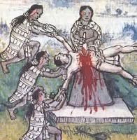 Sociétés secrètes et sacrifices humains (La culture populaire à la lumière de la vérité) dans Réveil sacrifice-humain