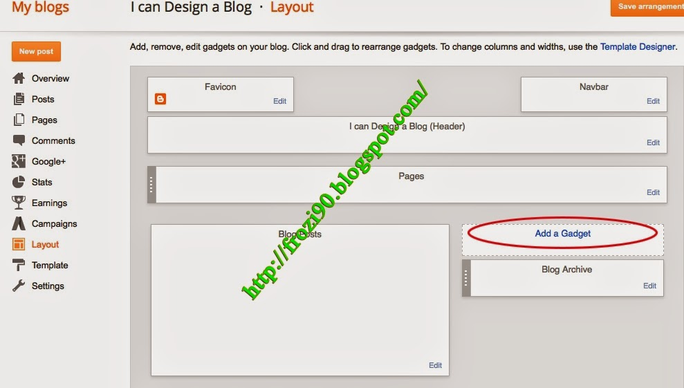 Cara Buat Widget Posting Terbaru Seperti Pada Blog Sudut Hukum