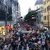 Manifestantes ocupam Centro de Salvador com pedidos de Diretas Já