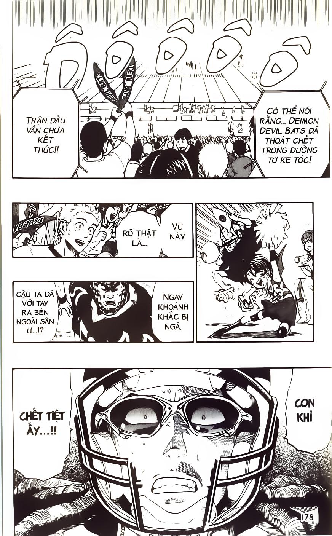 Eyeshield 21 chapter 196 trang 13