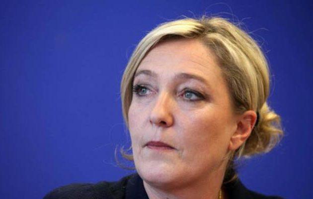 Οι δημοκράτες συμμορίτες ξυλοκόπησαν την 19χρονη κόρη της Μαρίν Λεπέν