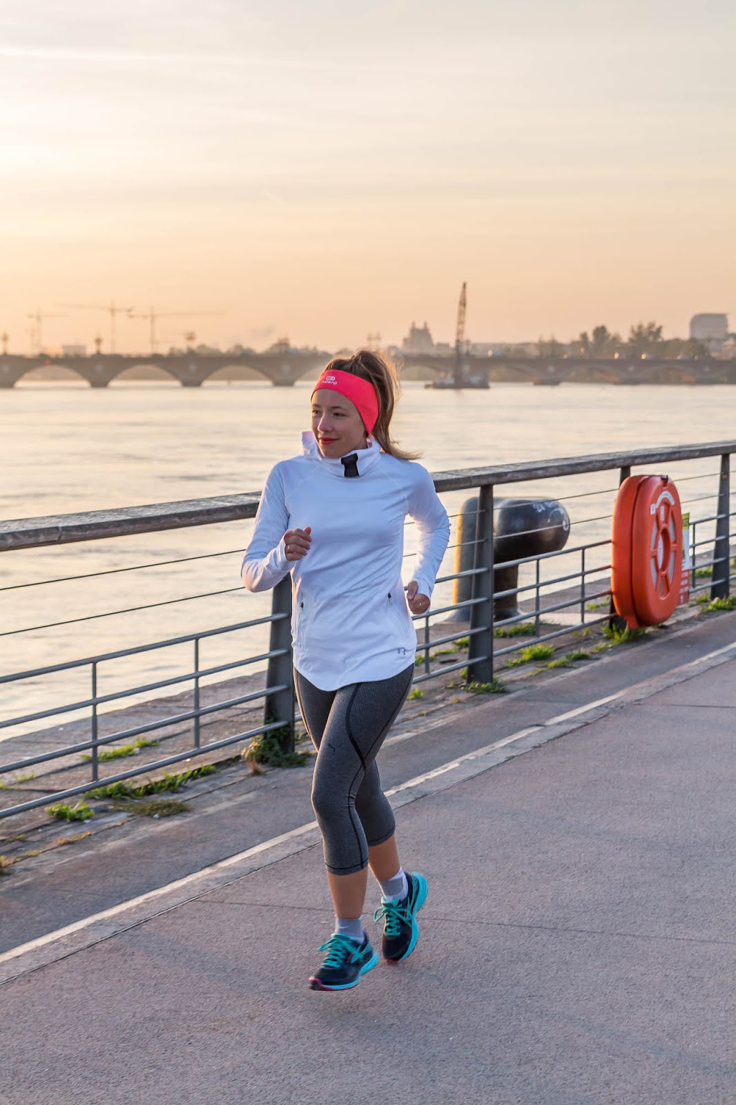 blogueuse running