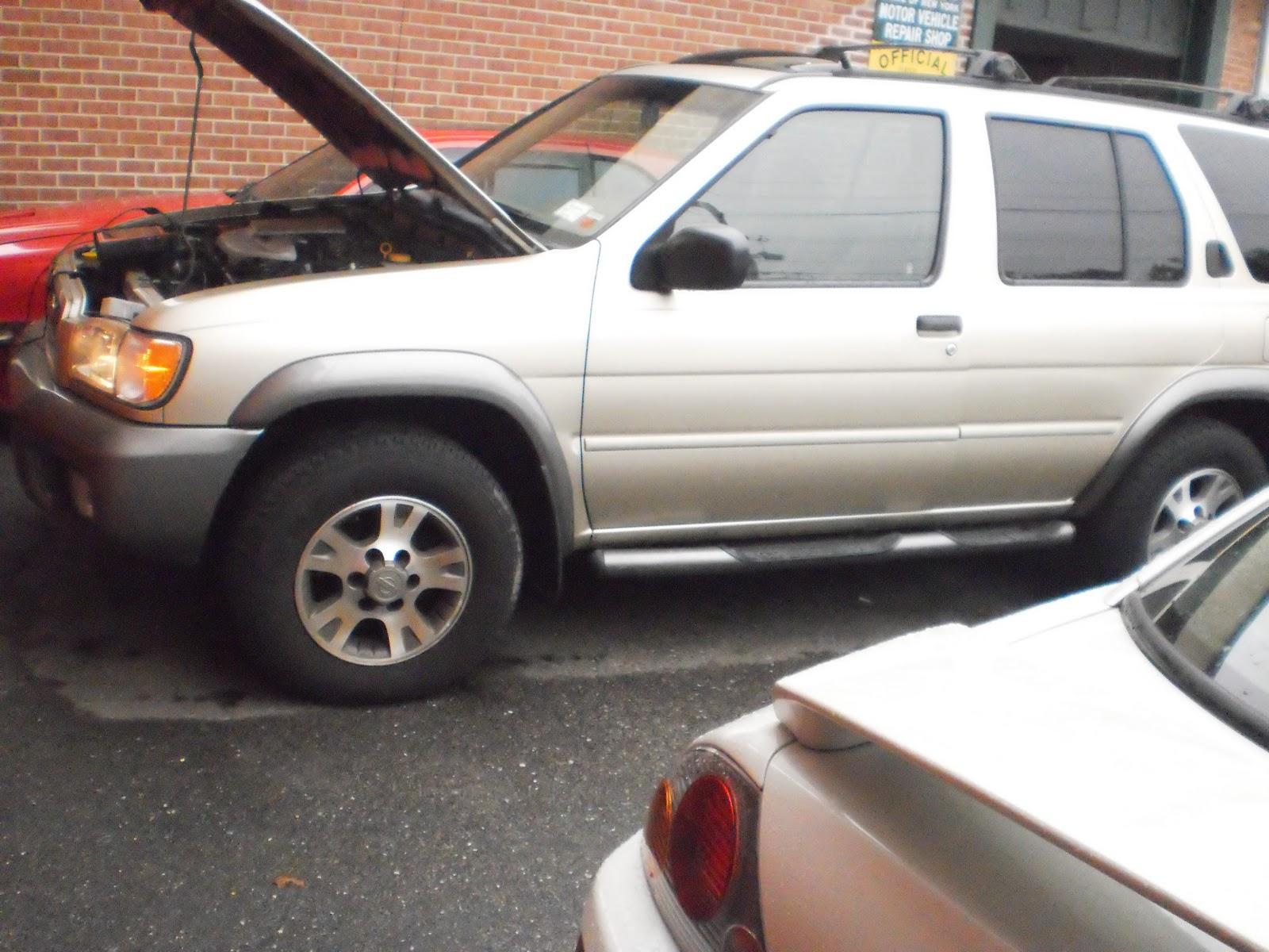 JWR Automotive Diagnostics: 2001 Nissan Pathfinder