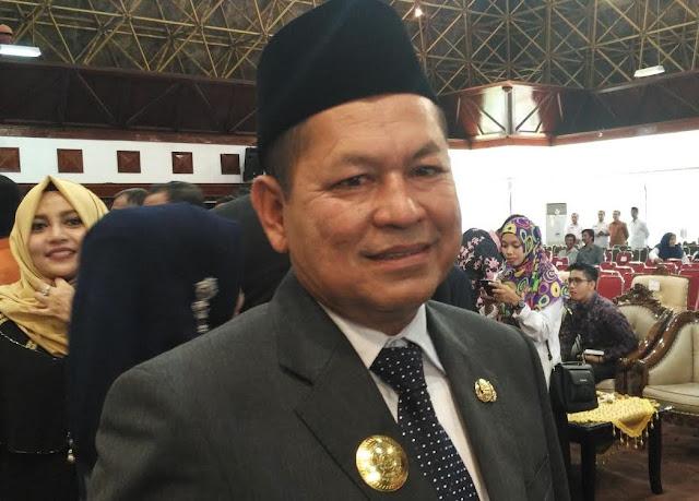 Akhir Tahun, 669 Orang Pejabat di Pemko Banda Aceh Dilantik