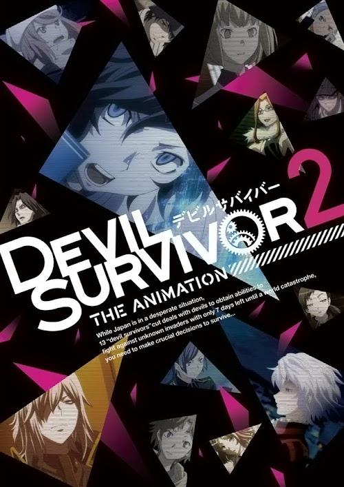 Descargar Devil Survivor 2 The Animation [13 - 13][Sub Español][MEGA] HDL]