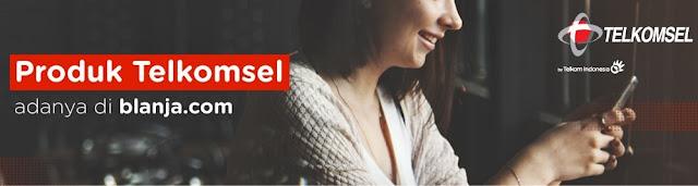 Belanja Produk Telkomsel di blanja.com
