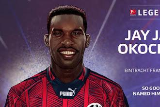 Okocha inducted as German Bundesliga legend
