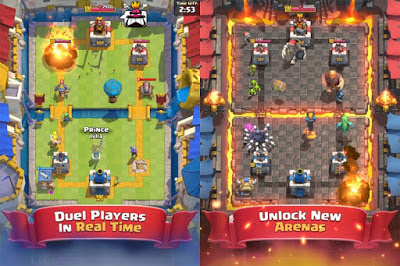 Download Clash Royale APK Terbaru 2016