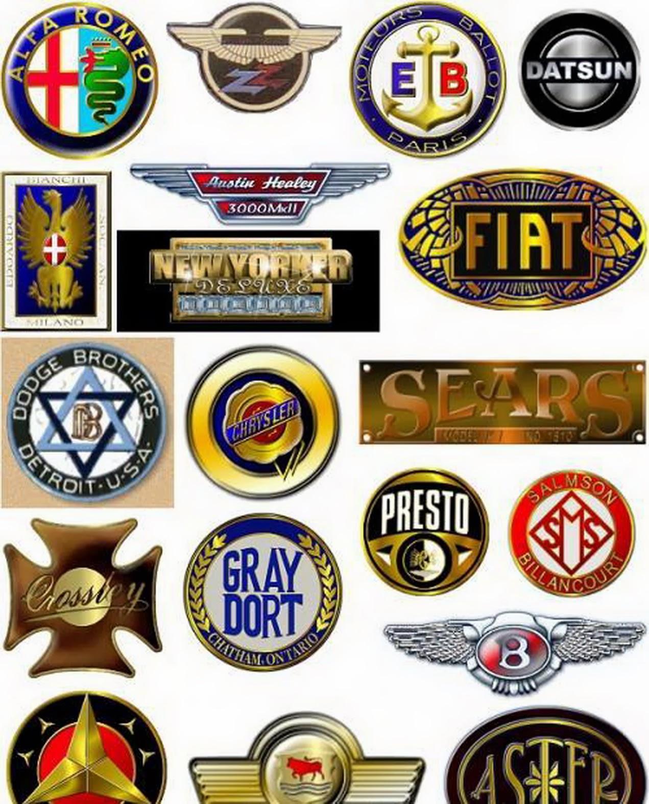 Expensive Car Logos Golfclub