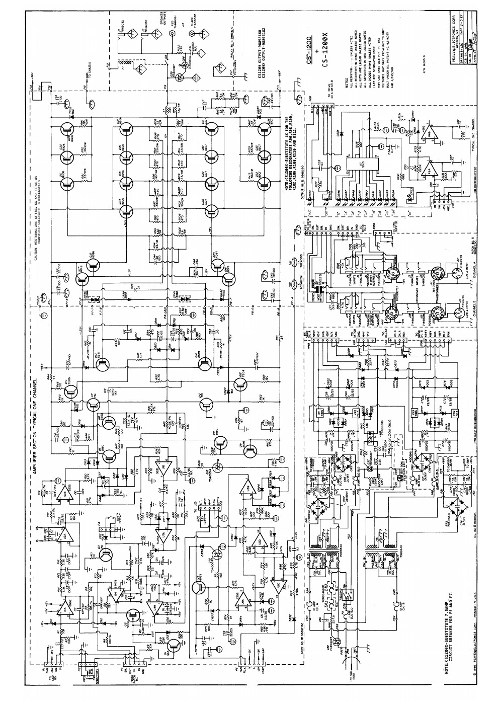 Circuit Diagram 3 Band Graphic Equalizer Auto Electrical Wiring Related With