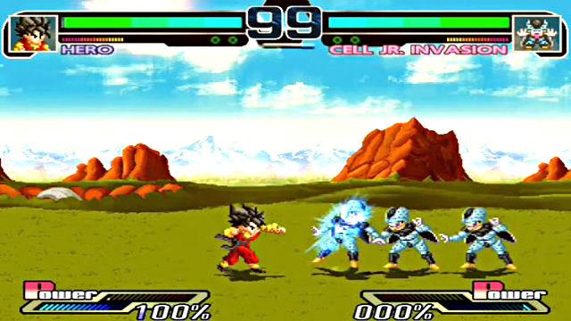 Dragon Ball Heroes - Image du Jeu
