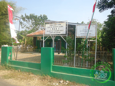 KUA Pagaden Barat, Subang  Alamat : JL. Desa Margahayu, Pagaden Barat, Subang