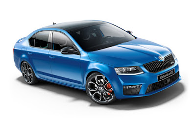 New 2017 Skoda Octavia vRS Hd Photos Gallery