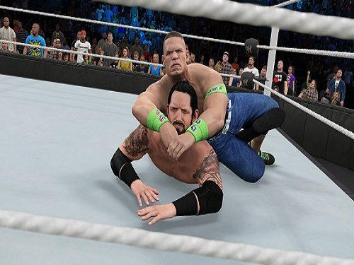 WWE 2K15 Game