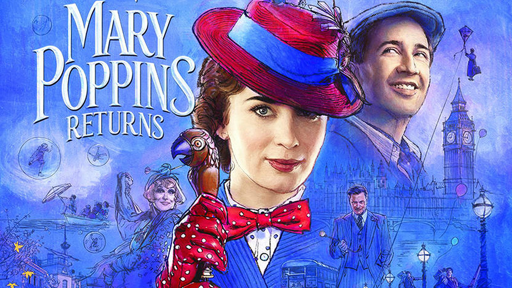 Movie Nerd Talk Mary Poppins Returns With A Magical Formula