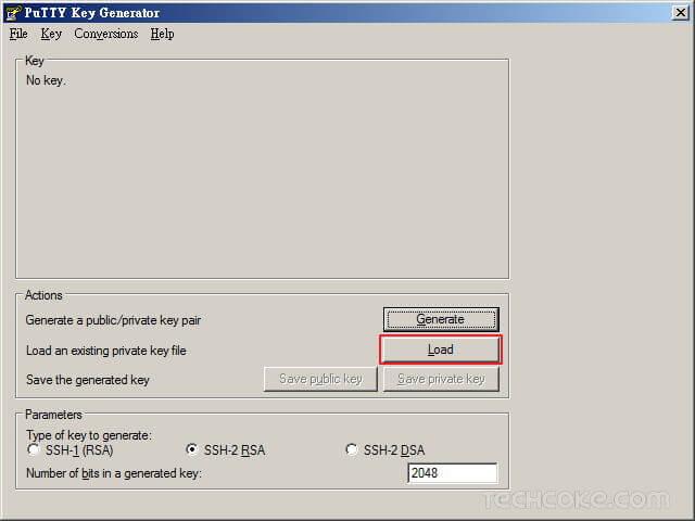[教學] 使用 PuTTYgen 產生 SSH 連線 RSA、DSA 公鑰與私鑰_403