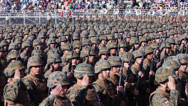 Más estafas al Ejército chileno: Acusan a cabo retirado de gastar millones de pesos en un casino