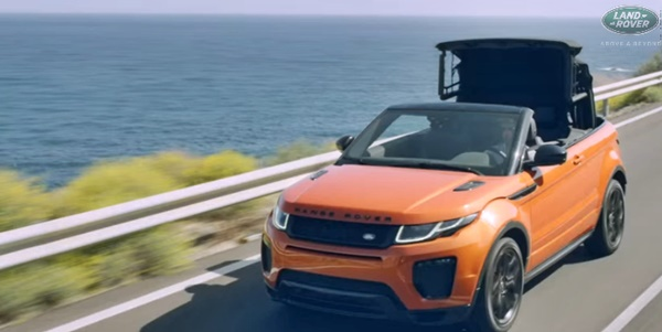 2017 Range Rover Evoque Convertible Price Review Redesign Release