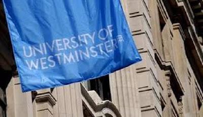 Tony Shaw International Students House (ISH) Scholarships 2018 at Westminster University
