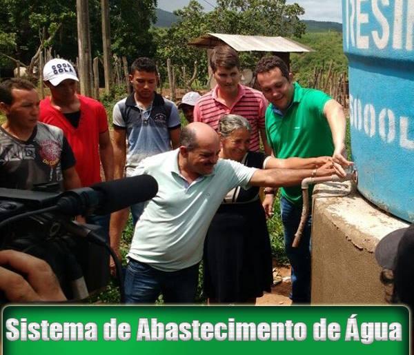 Sítio Macapá em Limoeiro recebe abastecimento de água