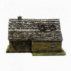 BD210 10 mm Clapboard House