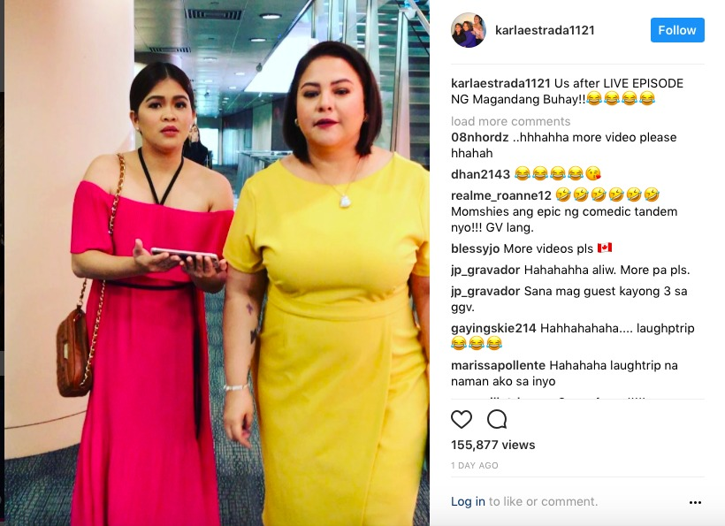 IG serye of Karla, Melai and Jolina drives netizens crazy