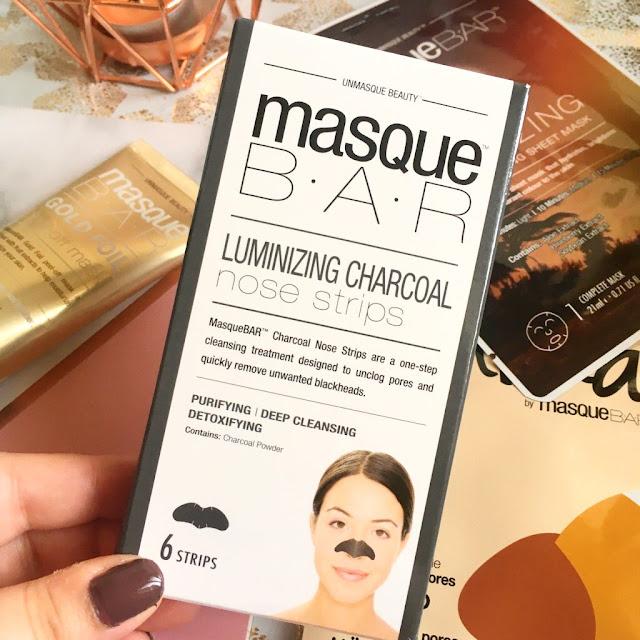 MasqueBAR nose strips