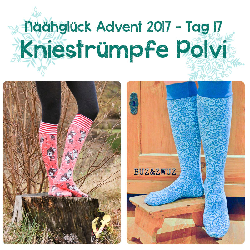 Näähglück by Sophie Kääriäinen: Näähglück Advent 2017 - Tag 17 ...