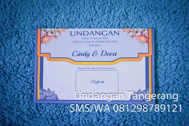 undangan Tangerang