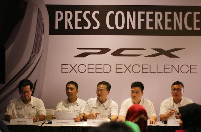 Berapa Harga Motor All New Honda PCX Produksi Indonesia?