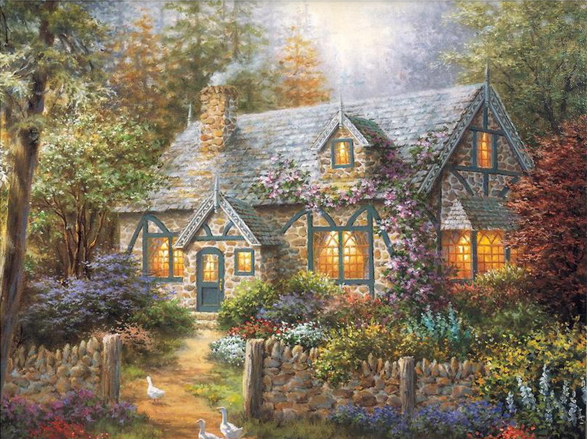 Technical Institute Of America >> Nicky Boehme ~ American Romantic painter | Tutt'Art@ | Pittura • Scultura • Poesia • Musica