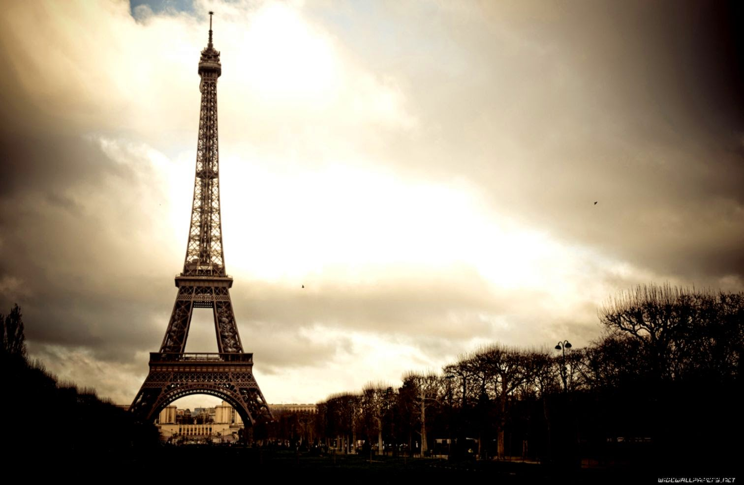 Paris Eiffel Wallpaper Hd