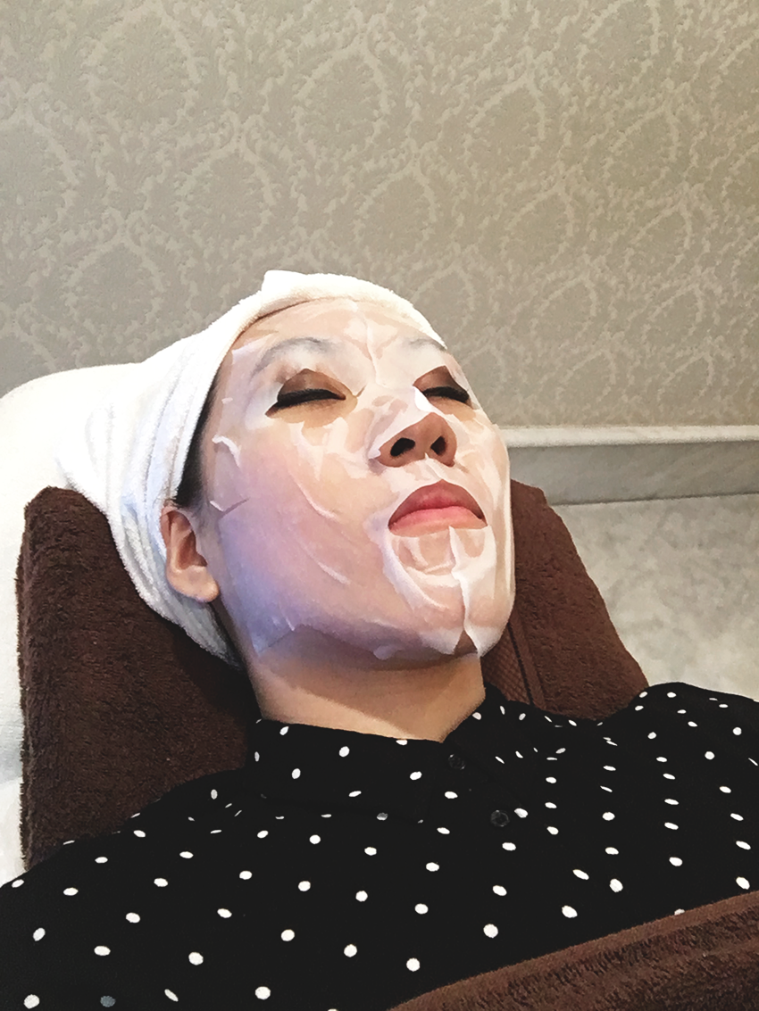 Review Oya Clinic Oxygen Peel & V Shape Contour
