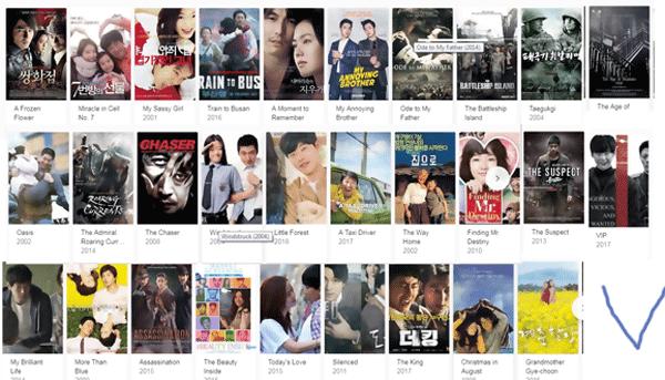 daftar facebook yang menayangkan film drama korea lengkap dan terbaru