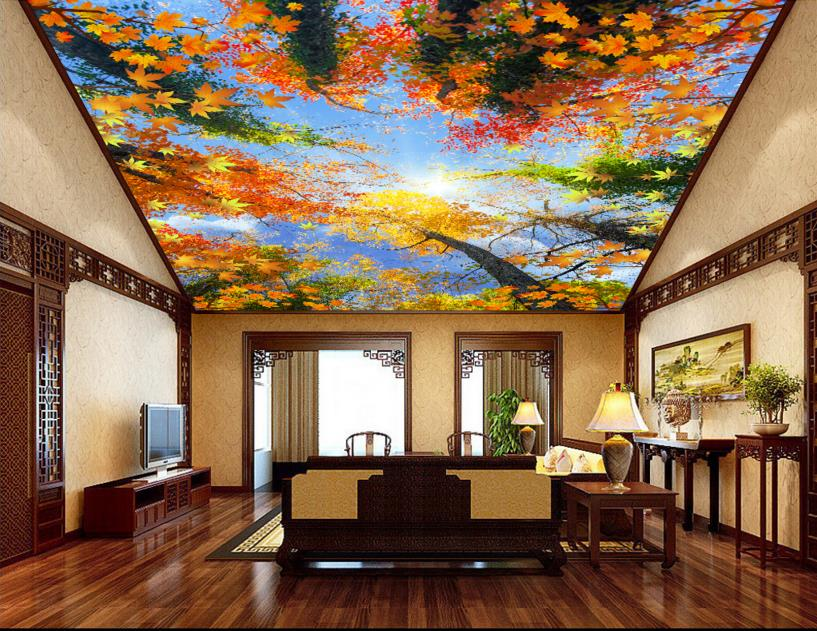 3d Wallpaper Living Room Wall Stickers