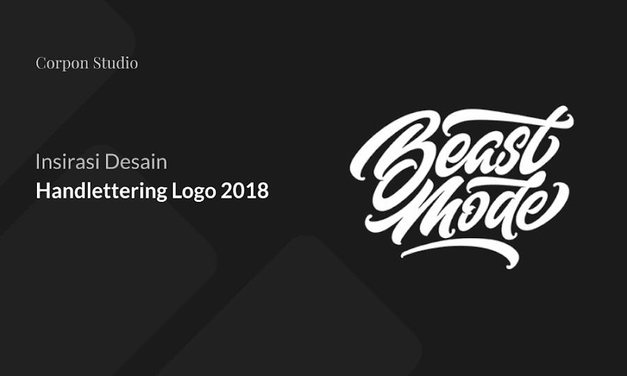 Kumpulan Inspirasi Desain Logotype Terbaik