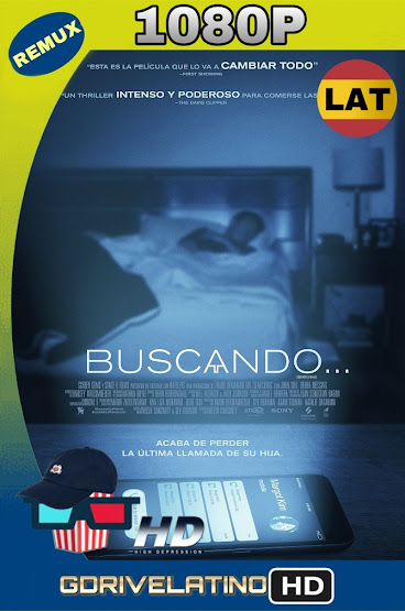 Buscando… (2018) BDRemux 1080p Latino-Ingles mkv