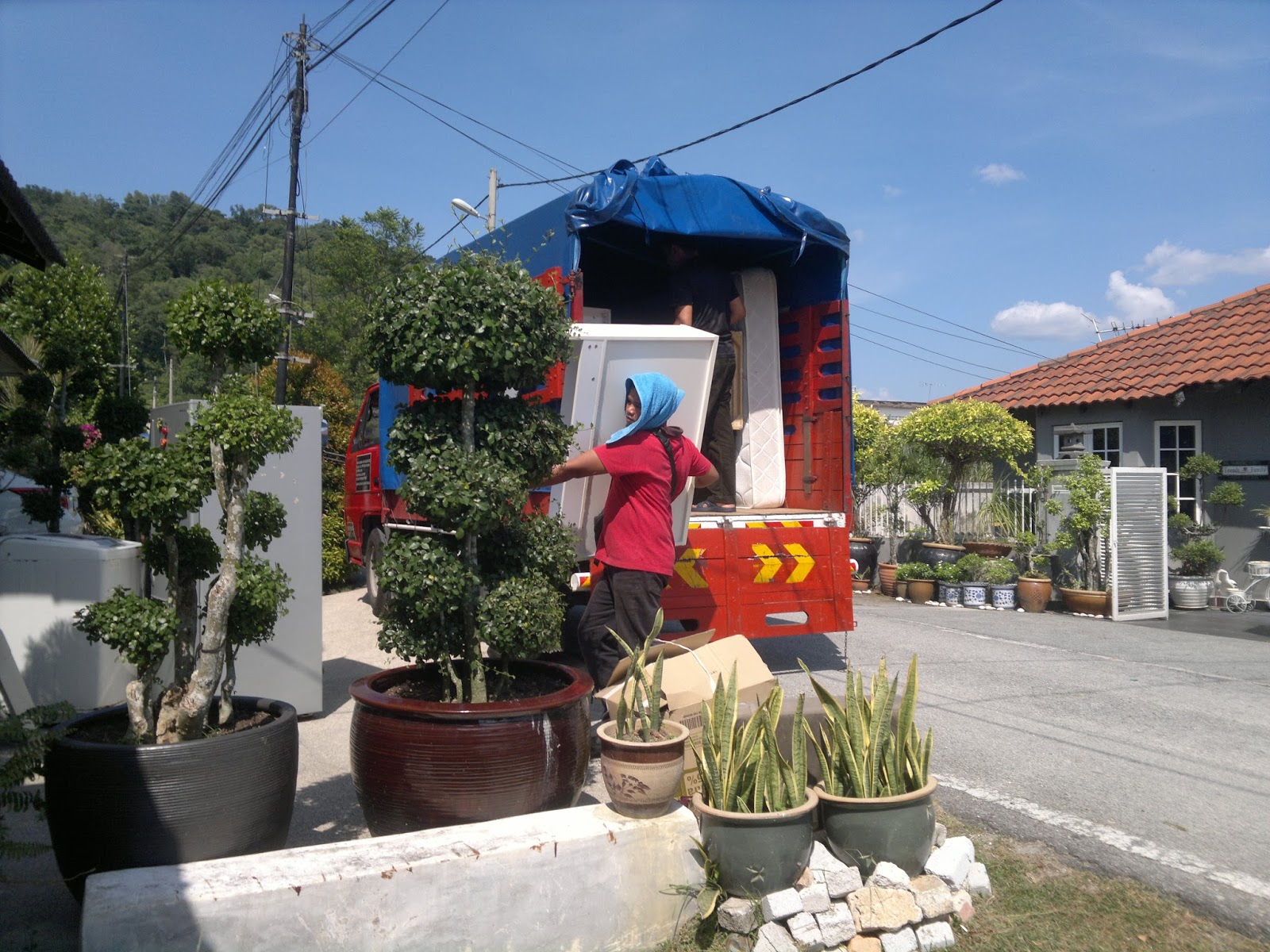 Lori Sewa Pandan Indah Murah Dari RM 80 SHUKRI 012 3430128