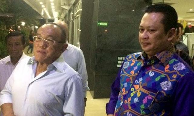 ARB Dukung #2019GantiPresiden, Bamsoet No Comment