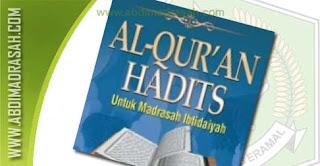 Tujuan Dan Ruang Lingkup Mata Pelajaran Al Qur An Hadis Madrasah Ibtidaiyah Abdi Madrasah