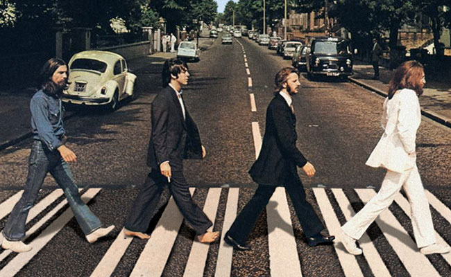 Terjemahan Lirik Lagu I Saw Her Standing There ~ The Beatles