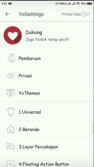 Cara Memasang Tema Whatsapp Doraemon - Pilih YoThemes