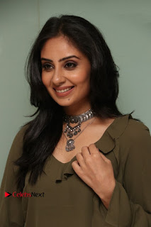 Actress Bhanu Sri Mehra Latest Pos in Jeans at Simba Audio Launch  0005.jpg