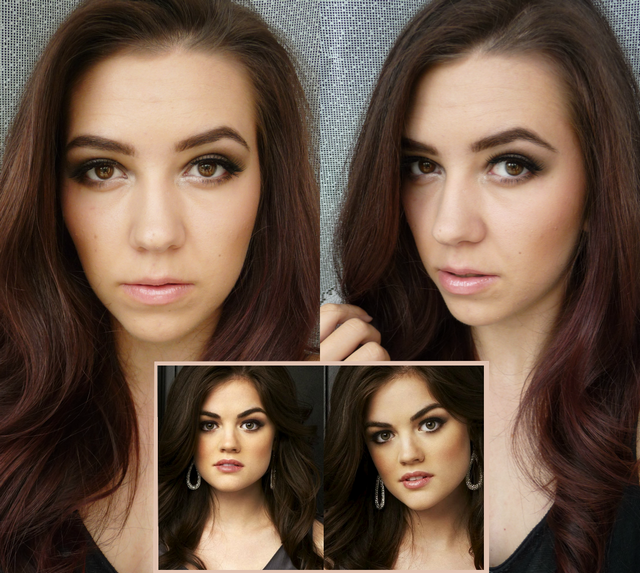 MAKEUP PODLE: PRETTY LITTLE LIARS Aria Montgomery makeup inspired