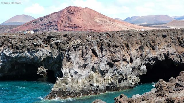 Los Hervideros - Lanzarote Ausflugsziele