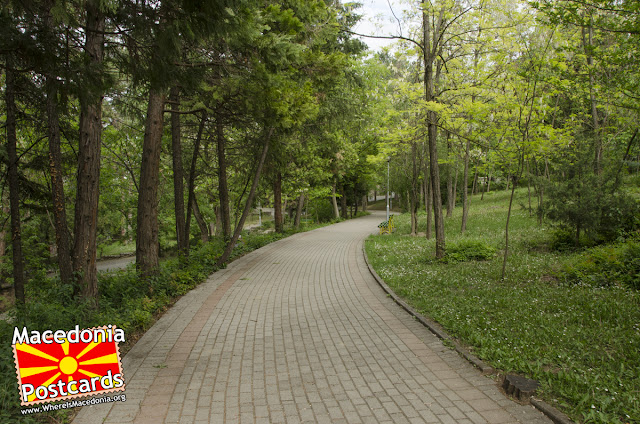 #Kavadarci city park, #Macedonia