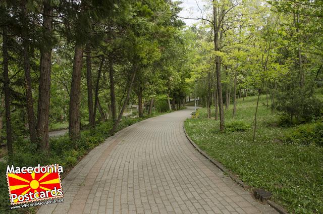 #Kavadarci city park, #Macedonia