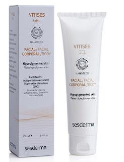 Vitises-Nanogel para el tratamiento del Vitiligo.